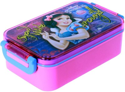 HM International Snow white Lunch Box 3 Containers Lunch Box