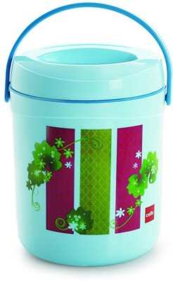 Cello World Spice3-Blue 3 Containers Lunch Box