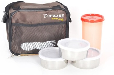 Demkas Topware Toasty 3 Containers Lunch Box