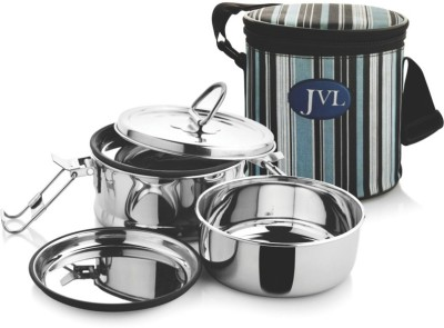 JVL DLP0 2 Containers Lunch Box