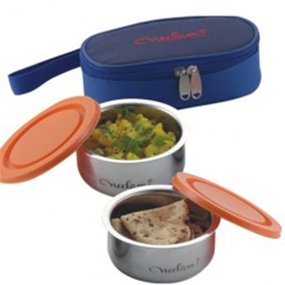Neelam NA-067 2 Containers Lunch Box