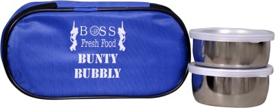 Topware Boss_ 2 Containers Lunch Box(500 ml)