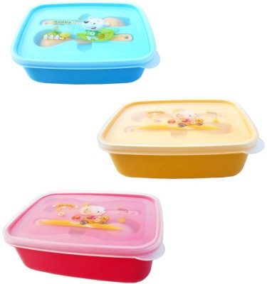 Smartkshop SLB 533 3 Containers Lunch Box