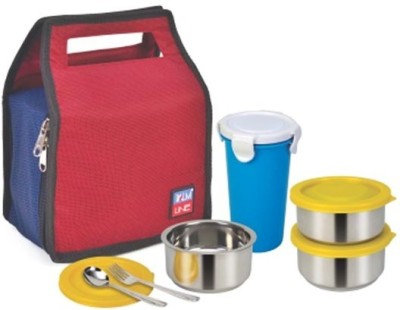 PALM LINE KHAOPIYO-3 3 Containers Lunch Box