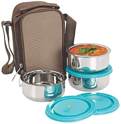 Nano 9 Tiffiny 3pc Junior Insulated Lunch Box 3 Containers Lunch Box