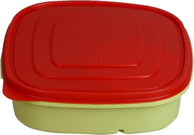 BRECKEN PAUL Chutney Box wih Spoon and Fork 2 Containers Lunch Box