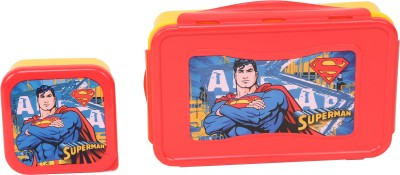 Warner Bros. AGKRLW1046349 2 Containers Lunch Box