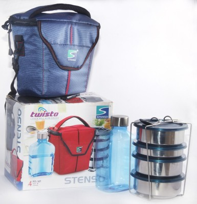 Stenso Twisto 4 Containers Lunch Box
