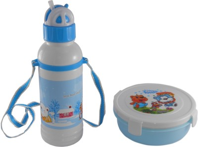 Infinxt Snow Bears Happy Kids 1 Containers Lunch Box