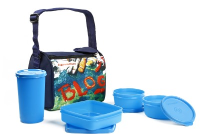 Signoraware P27513 5 Containers Lunch Box