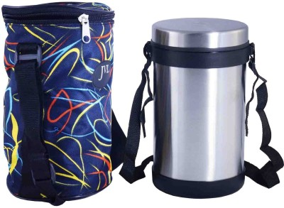 VSE JVL Hot Tiffin 4 Containers Lunch Box