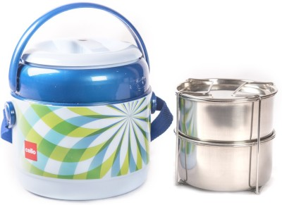 Cello 134600 2 Containers Lunch Box