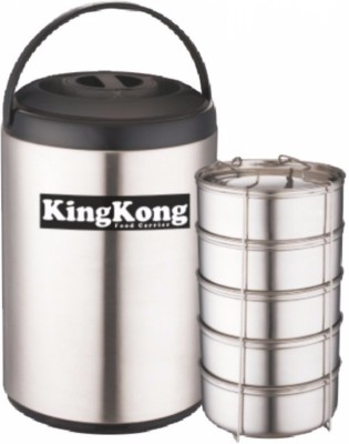 Jaypee King Kong XL 5 Containers Lunch Box