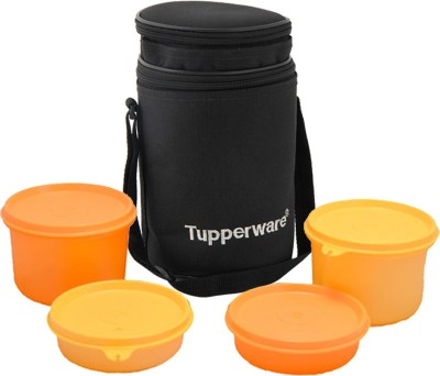 Tupperware lunch boxes 4 Containers Lunch Box