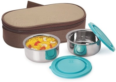Nano 9 Tiffiny 2pc Junior Insulated Lunch Box 2 Containers Lunch Box