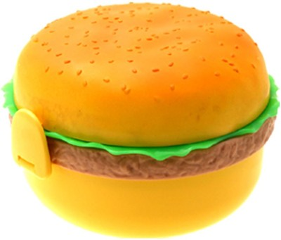 Gift Studio Round Burger 2 Containers Lunch Box