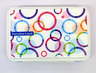 Pratap Executive 3 Containers Lunch Box