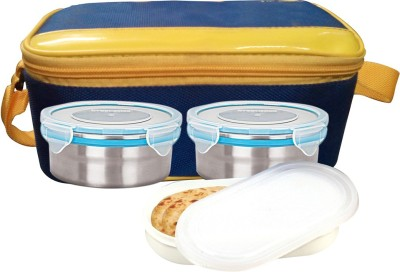 Gold Dust ABCLB17 3 Containers Lunch Box
