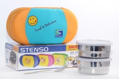 Stenso Swifty 2 Containers Lunch Box