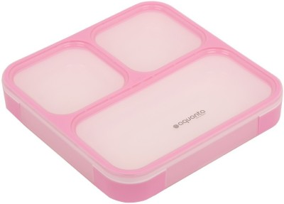 Aquanta Plastic Square 1 Containers Lunch Box