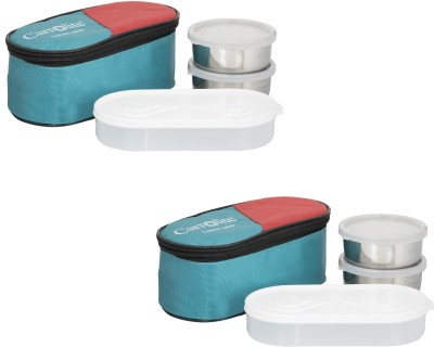 Carrolite Combo Legend C_4 6 Containers Lunch Box