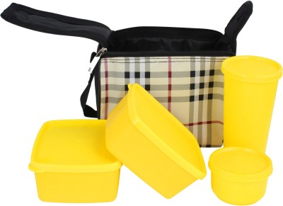 Maa Enterprises 34 4 Containers Lunch Box