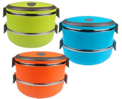 Grind Sapphire Combo 6 Containers Lunch Box