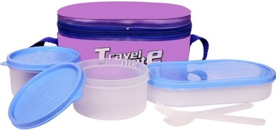 Milton Travel Mate 3 Containers Lunch Box