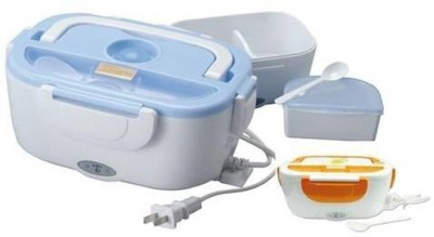 Technomart Electric Food Warmer 1 Containers Lunch Box