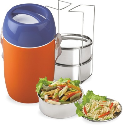 ASIAN GEPASIAN008.3 3 Containers Lunch Box