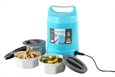 Giftwell Electric Lunch Box 3 Containers Lunch Box