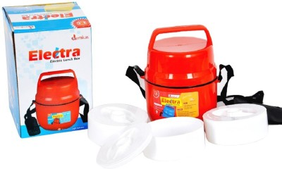 Demkas Electra 3 Containers Lunch Box