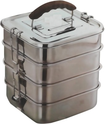 KCL Square Travelling 4 Containers Lunch Box