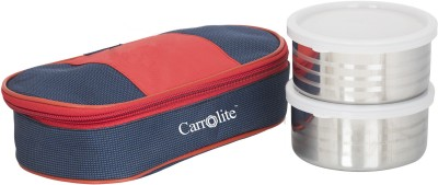 Carrolite A9 2 Containers Lunch Box