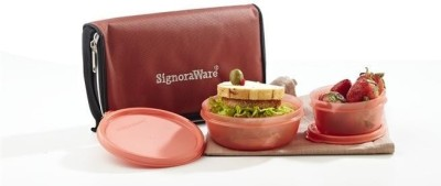Signoraware Signoraware Kit Lunch (With Bag) ? 530 2 Containers Lunch Box