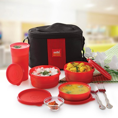 Cello CTL2041 4 Containers Lunch Box