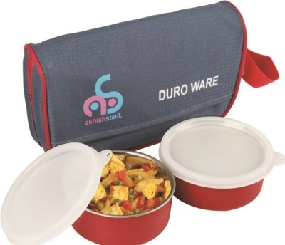 Duroware DW01 2 Containers Lunch Box