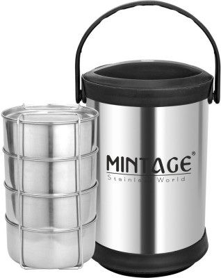 Mintage lbd4c 4 Containers Lunch Box