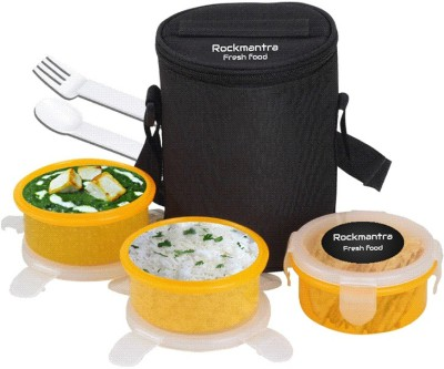 Rockmantra RMLB0015 3 Containers Lunch Box