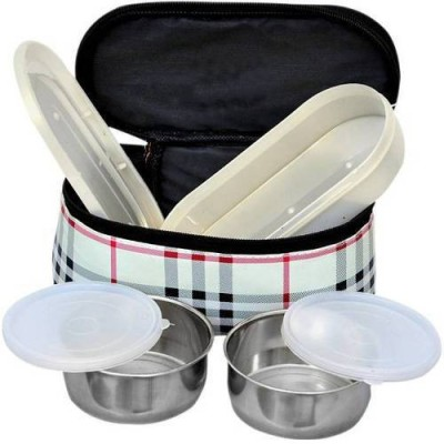 Topware chek lunch 3 3 Containers Lunch Box(750 ml)