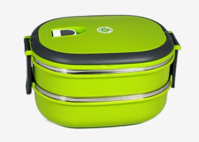Homio LB012 2 Containers Lunch Box