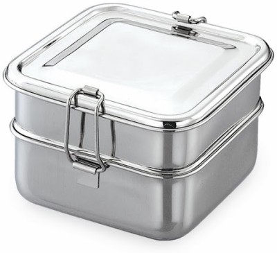 JVL LuBo005 2 Containers Lunch Box