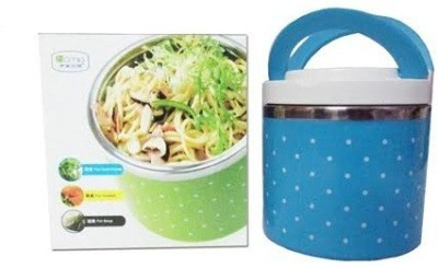 Gade Homio Single Layer Stainless Steel 1 Containers Lunch Box