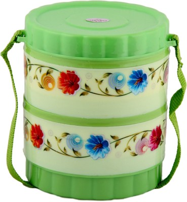 RV2 Hot And Cold Carrier 2 Containers Lunch Box