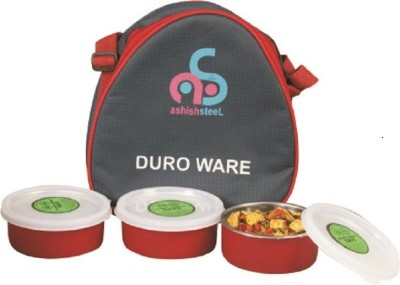 Duroware DW02 3 Containers Lunch Box