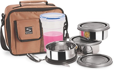 Stenso Khaopiyo 3 Containers Lunch Box