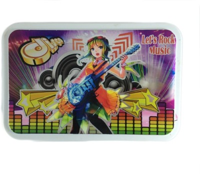 MODWARE ROCK MUSIC 1 Containers Lunch Box