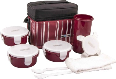 Nayasa 212 4 Containers Lunch Box