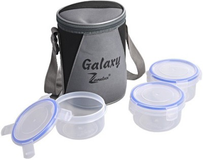 Zanelux LB-034 3 Containers Lunch Box