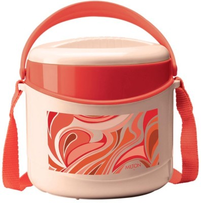 Milton Econa-Red 2 Containers Lunch Box